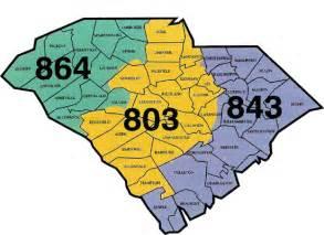 area code 803