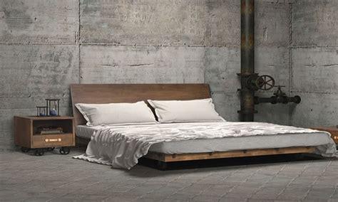 Industrial Bedroom by Industrial Style Bedroom Rustic Industrial Bedroom