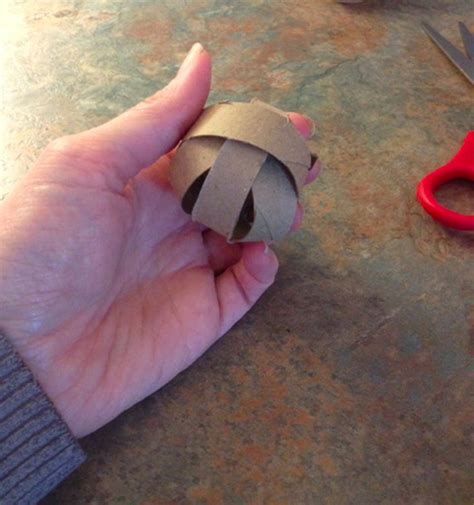 How To Make Toys Out Of Paper - humble cat toys made from empty toilet paper rolls