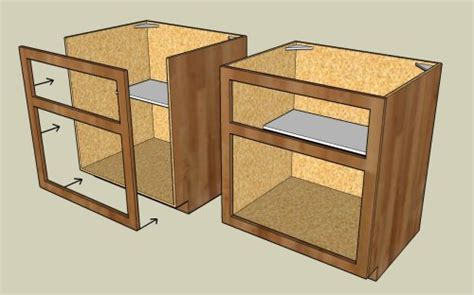 frame kitchen cabinets kitchen cabinet construction 101 learn before you buy