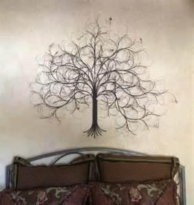 Metal Tree Wall Decor by San Francisco California Wall Metal Sculpture