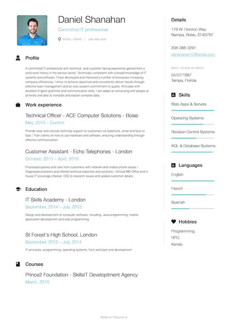 Create Resume Free Online by Resume Io Alternatives And Similar Websites And Apps