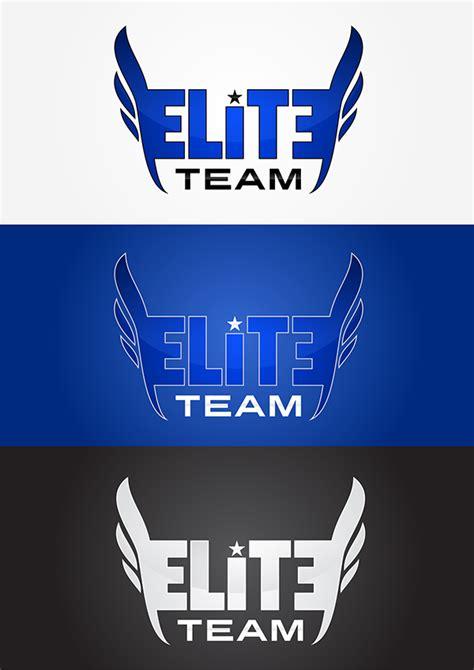 elite team logos on behance