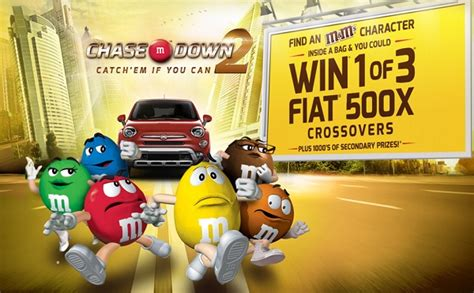 Chase Sweepstakes 2016 - win one of three 2016 fiat 500x and 2000 instant win prizes sweepstakesbible
