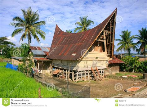 Sadru House Bali Indonesia Asia traditional batak house on samosir island sumatra