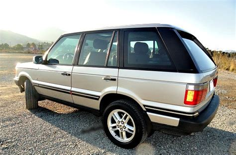 range rover of san francisco 2002 land rover range rover 4 6 hse stock m005 for sale