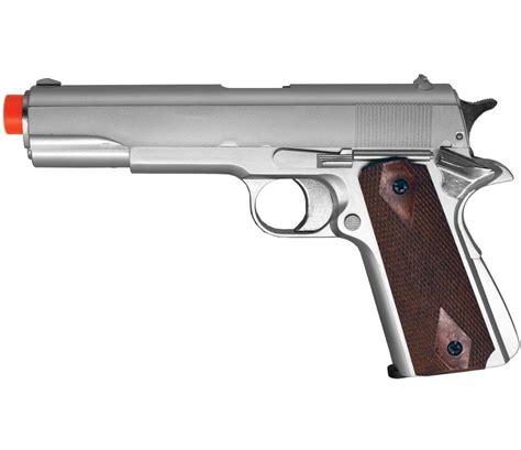 Airsoft Gun Pistol Hfc Silver M1911 Gas Airsoft Pistol