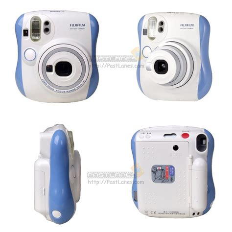 Instak Mini 25 fujifilm instax mini 25 polaroid blue mystery gift