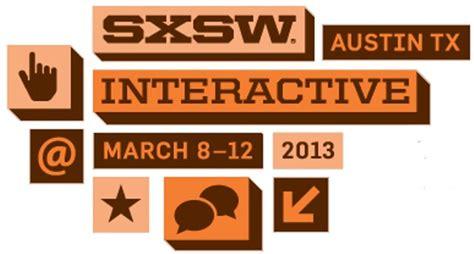 Interactive News Sxsw 2013 | sxswi it has begun wayfaring tech nomad