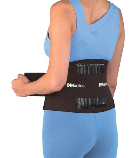 back brace adjustable back brace 6711 mueller rx