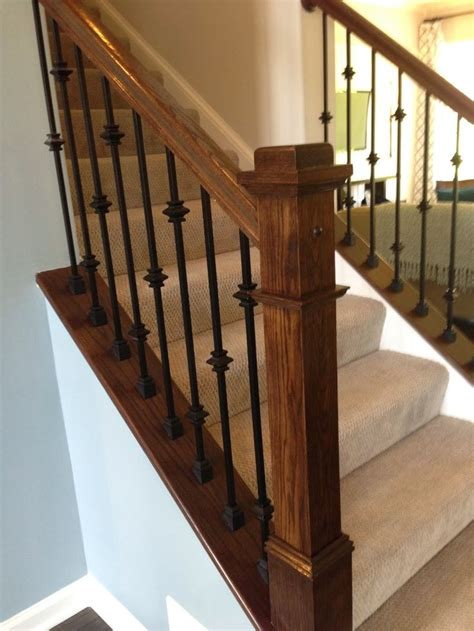 Iron Banister Rails by 17 Best Ideas About Iron Balusters On Iron