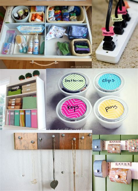 diy home organization 35 diy home organizing ideas the gracious
