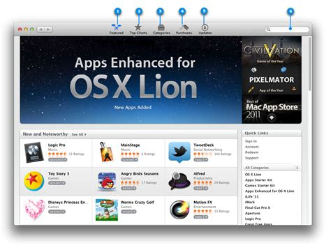 apple application support mac basics applications files and folders os x lion