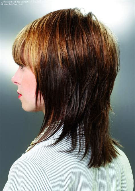 mid length hair cuts longer in front long bob haircuts back view medium length haircuts