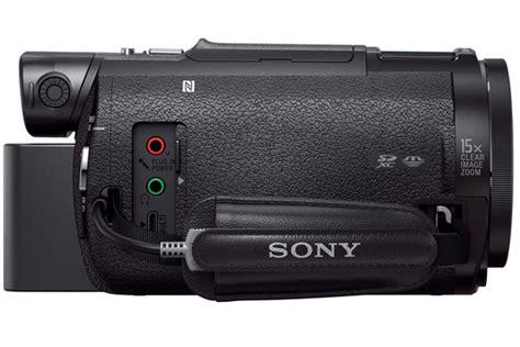 Kamera Sony Professional digit 225 ln 237 kamera sony fdr ax33 s rozli紂en 237 m 4k elvia pro