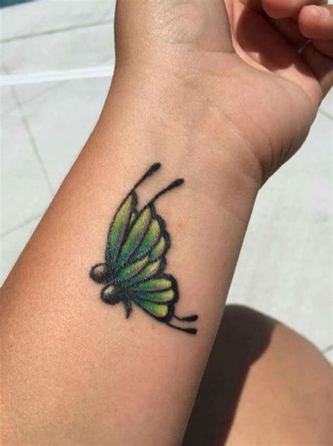 tattoo butterfly green 50 gorgeous butterfly tattoos and their meanings you ll