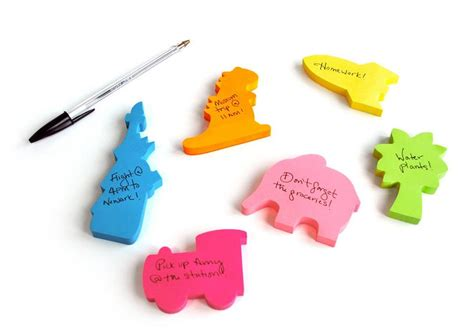 Green Dino Sticky Notes Post Its 18 unique sticky notes and post it notes designs part 3