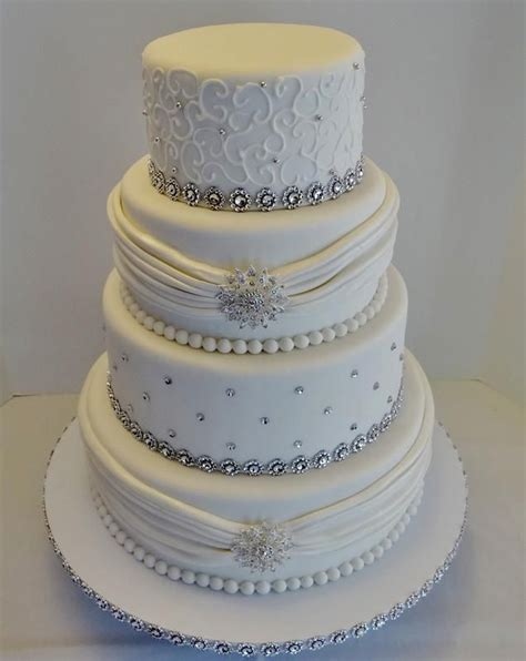 Wedding Cake Pictures And Ideas by Royal Blue And White Wedding Cake Ideas Like The