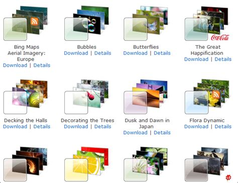 link themes line free how to download beautiful windows 7 themes for free