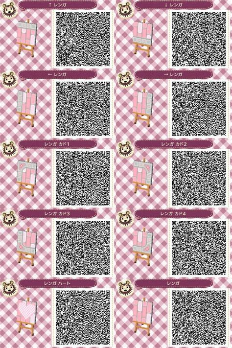 motif pattern acnl motif 994 qr codes pinterest posts and photos