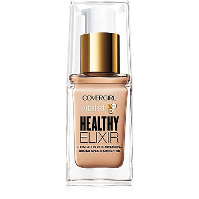 Foundation Covergirl vitalist healthy elixir foundation ulta