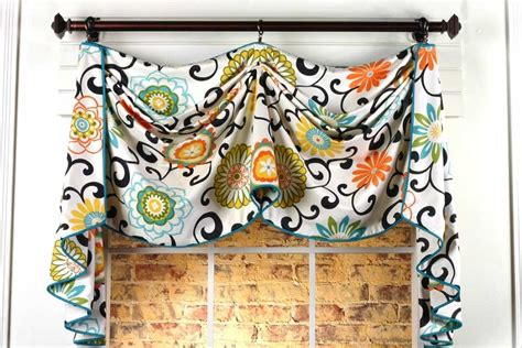 curtain toppers ideas patterns for valances window treatments images