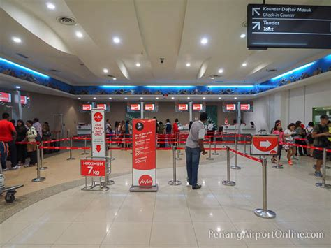 airasia sales office penang airport photo gallery penang airport guide