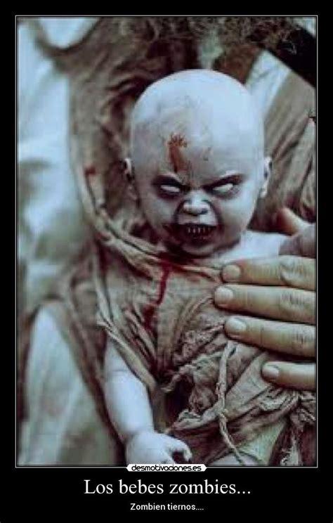 imagenes geniales de zombies los bebes zombies desmotivaciones