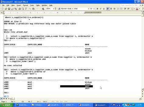 Gtu Mba New Syllabus by Sql Queries Dbms Gtu Query Solution Photos Gtu Study