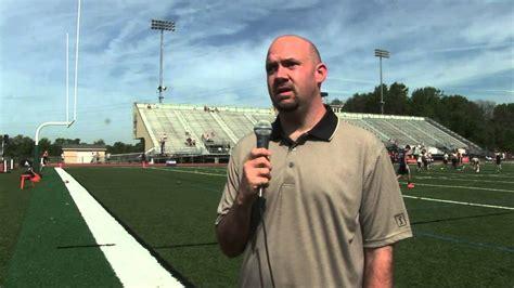 Travis Freeman Blind Football Player travis freeman discusses football blind