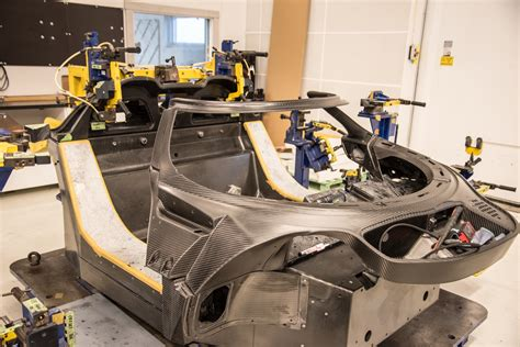 Koenigsegg Agera R Chassis Build128 Agera Rs Station 1 Chassis Bonding
