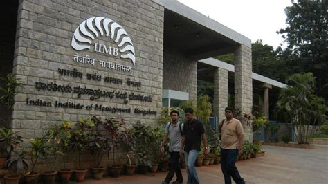 Iims Mba College Delhi by Directors Of 10 Iims Including Iim Bangalore Appointed