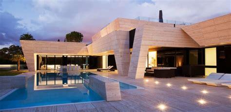 Grande Moderne by Architecture Originale Sur Une Maison Moderne Avec Grande