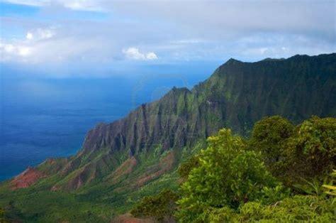 Vibrant Landscape Pictures Vibrant Hawaiian Landscape Hawaii