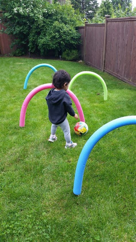 Easy Backyard Obstacle Course by 25 Best Ideas About Kid Outdoor On Outdoor Backyard And