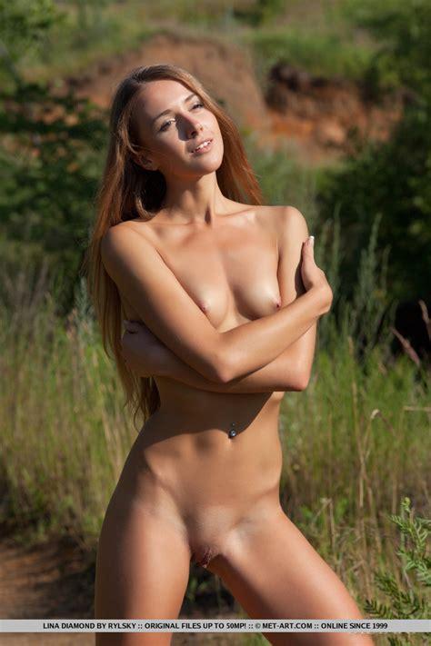 lina diamond nude in laisvas at metart hunter