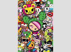 Download Tokidoki Iphone Wallpaper Gallery Dj Wallpaper 3d
