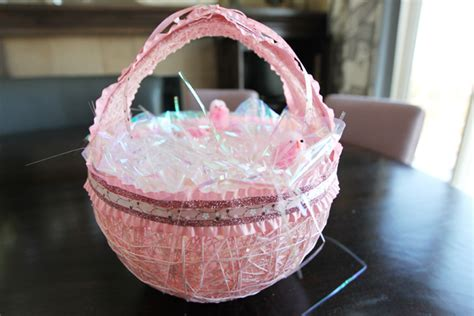 diy easter basket diy easter baskets centre