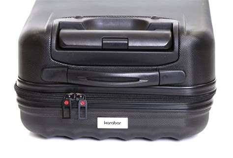 cabin luggage review karabar monaco cabin suitcase uk review luggage news