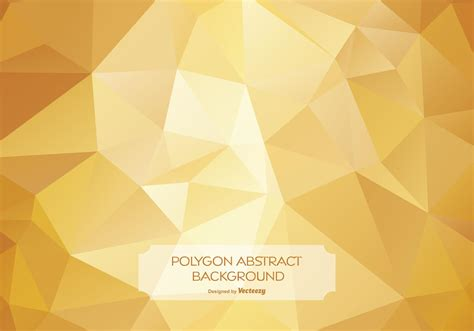 free vector gold background vector art graphics gold abstract polygon background illustration download