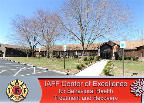 Detox And Behavioral Health Center by Iaff Center Of Excellence Rehab Treatment For