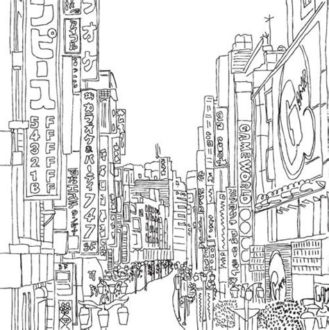 free coloring pages of paris city