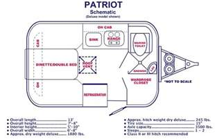 Casita Travel Trailer Floor Plans Roaming Times Rv News And Overviews