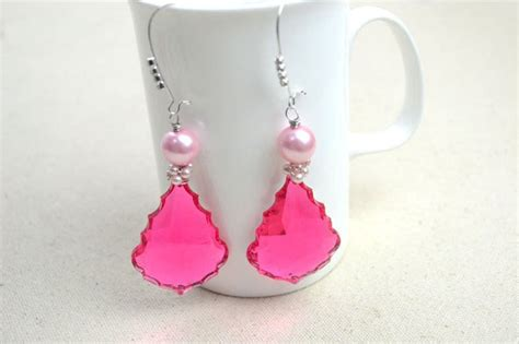 Make Acrylic Jewelry Earrings As Your Special Mothers Day