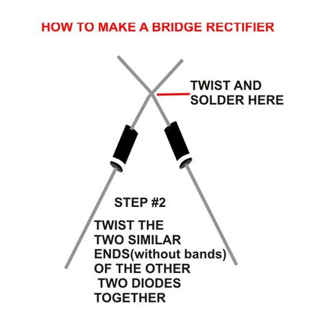 how a diode rectifier works how to build a bridge rectifier how a rectifier works in half wave wave and bridge