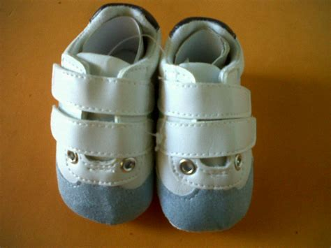 Pre Walker Kartun jumper firt sepatu pre walker next n sluber laging george bayi chocolate