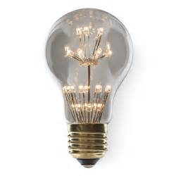 edison a19 t9 vintage fireworks e27 led light bulb cult uk
