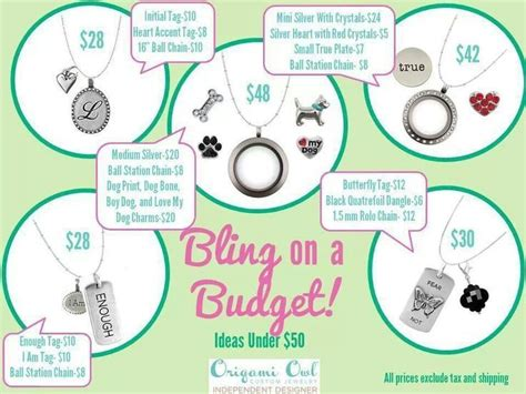Origami Owl Cost - 82 best images about origami owl lockets on