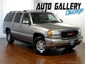 2001 gmc yukon xl slt 4wd addison illinois auto gallery chicago