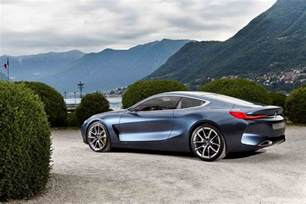 bmw 8 series concept rear three quarter 04 motor trend